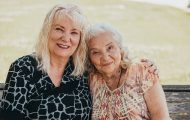 Mother and daughter reunited 70 years later